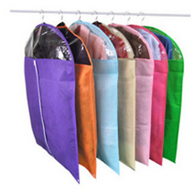 Breathable Garment Suit Dress Coat Shirt Clothes Dust Cover Travel Bags Carrier