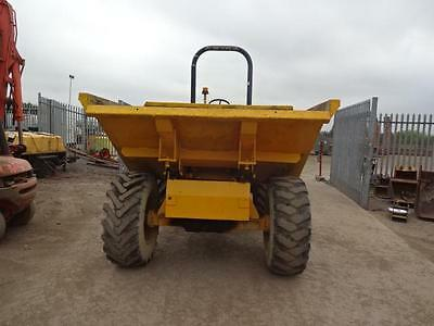 6 Tonne Skip Dumper 4 wheel drive tidy no vat used with my digger