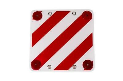 98782005 - Reflective Warning Sign (Plastic)