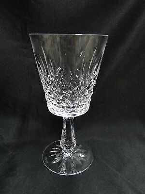 """Waterford Crystal Kenmare, Cut Ovals & Squares: Water Goblet (s), 6 7/8"""" Tall"""