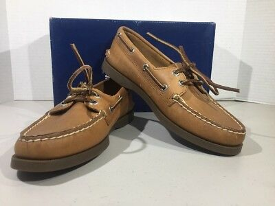 Sperry Top-Sider Women's 7 Hara Honey Sole Lace Up Boat Shoes XJ-173