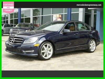 2014 Mercedes-Benz C-Class C 250 Sport 2014 C 250 Sport Used Certified Turbo 1.8L I4 16V Automatic Rear Wheel Drive LCD