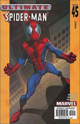 Ultimate SpiderMan #45 - VF
