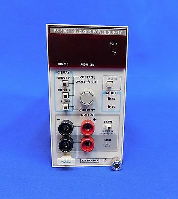 TEKTRONIX PS5004 20V 3A DC Power Supply TEK PS5004