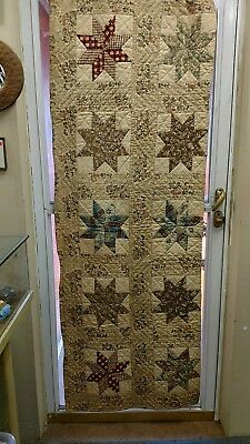 "ANTIQUE QUILTED SHALL 70"" x 34"""