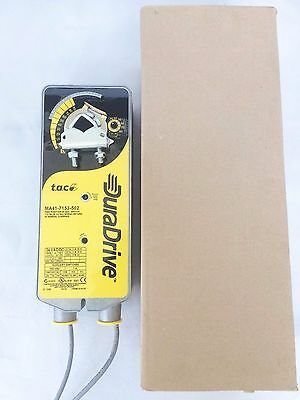 New t.a.c. MA41-7153-502 DuraDrive Two Position Damper Actuator