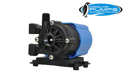 REPLACE March LC-3CP-MD 115v Boat Marine AC Coolant Pump with KOOLAIR PM500-115!