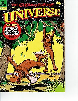 The Cartoon History of the Universe #2