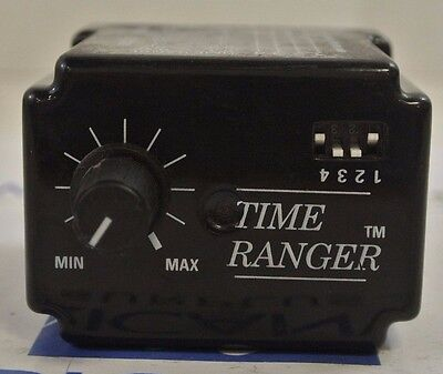MACROMATIC SS-61922 Time Delay Relay 120V - USED