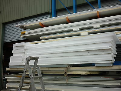 50Mm Thick Eps Insulated Foam Board Without Steel Brisbane