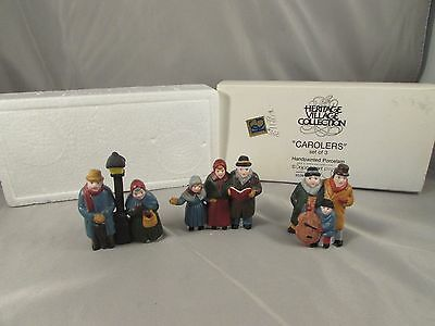 "Department 56 ""Carolers"" Set of 3"