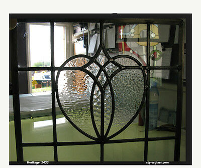 Traditional  Leaded Glass Heritage Design  Window WoW