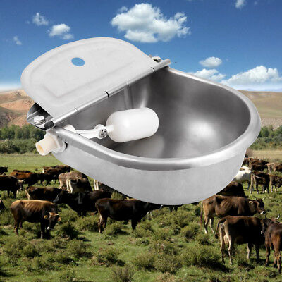 Automatic Farm Grade Horse Cattle Goat Sheep Dog Waterer Stainless Water Stock