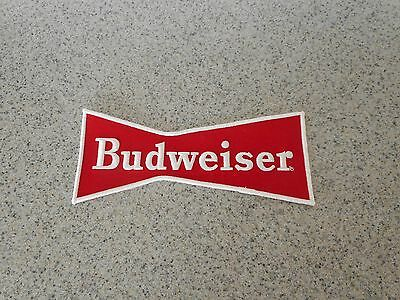 Large Budweiser Beer Bow Tie Back Patch