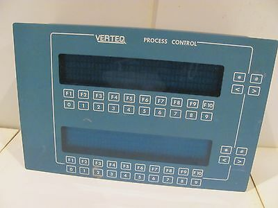 Verteq Process control Display