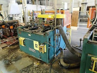 Dodds FD-36 Automatic French Dovetail Machine (Woodworking Machinery)