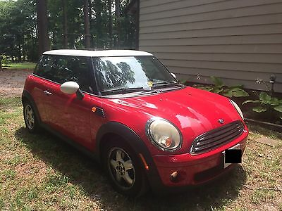 2007 Mini Cooper  2007 Mini Cooper Excellent Mileage and Condition