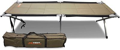 Oztent King goanna camping stretcher bed - Excellent condition #1