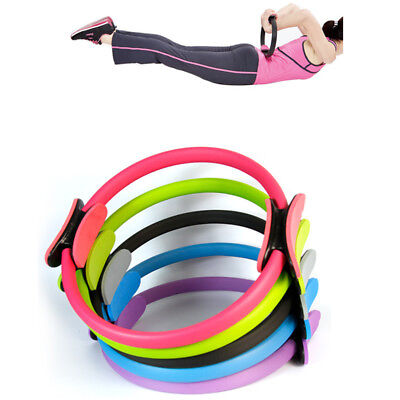 Durable Fitness Pilates Slimming Yoga Ring Pilates Multi-color Sporting Tool