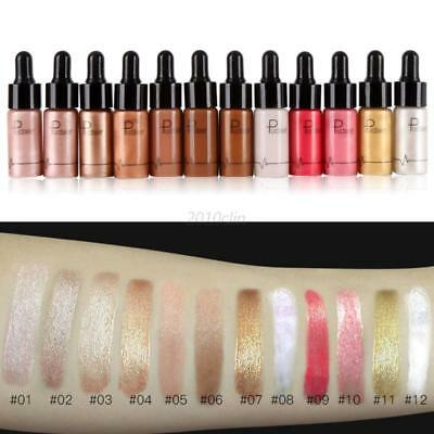 Makeup Highlighter Liquid Cosmetic Lady Face Contour Brightener Shimmer Cosmetic
