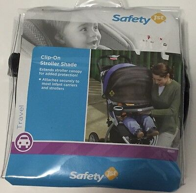 Baby on Board by Safety 1st Clip On Stroller Shade