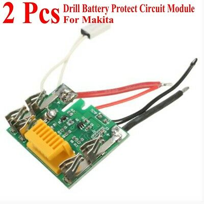 Li-ion Lithium Battery Protect Circuit Module Board 18V PCM PCB For Makita Drill