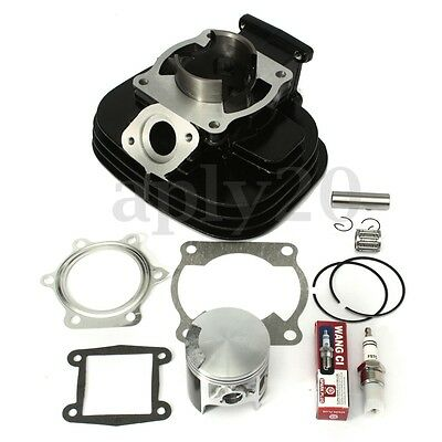 Cylinder Top End Piston Rings Gasket Kit For Yamaha/Blaster 200 YFS200 88-06 AU