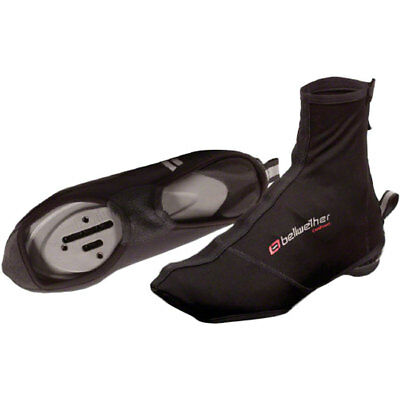 Bellwether Coldfront Cycling Shoe Booties Black Large