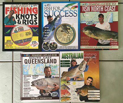 Fishing Book Collection.