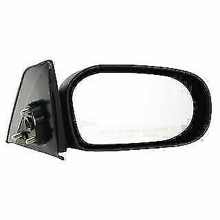 Partslink Number TO1320170 OE Replacement Toyota Tercel Driver Side Mirror Outside Rear View