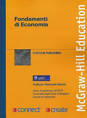 Fondamenti Di Economia - 9781308726595 Mcgraw-Hill Education