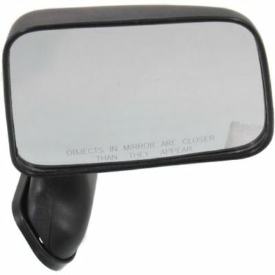For Passenger Right Door Mirror TYC 5260011 for Toyota Pickup 1989-1995