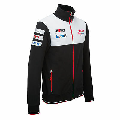 Toyota Gazoo Racing Team Sweatshirt - Le Mans - All Sizes - Free Uk Shipping