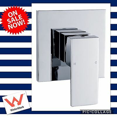 Brand New- Square Shower/Bath Mixer Tap-FREE POSTAGE AUS WIDE! ** SALE NOW ON**
