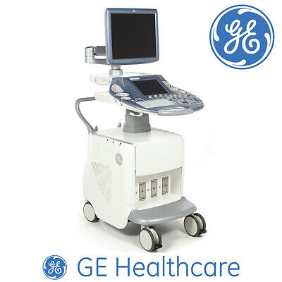 GE Voluson E6 Ultrasound System - 3D/4D Imaging Machine with HD LIVE