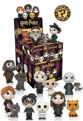 FUNKO - Harry Potter - Mystery Minis Blind Box Set Of 12