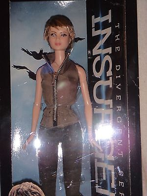 Insurgents Hunger Games Doll, BARBIE COLLECTOR Tris with short hair