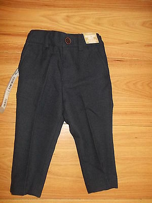 Baby Boy's Smart Trousers With Adjustable Waist From Next