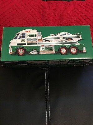 2016 Hess Toy Truck & Dragster Brand New in Unopened Box