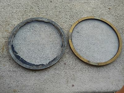 vintage wayne visible gas pump glass  part gas & oil other