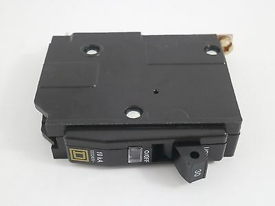 Square D Circuit Breaker Qob130 1 Pole/ 30 Amp/ 120V  *new Surplus*