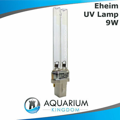 EHEIM 7315168 UV Lamp 9 Watt -Reeflex 500 9W UVC Steriliser/Clarifier Light Bulb