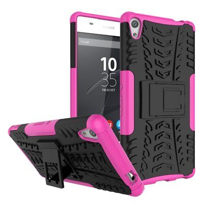 SONY Xperia XA Ultra Case, Nicelin Hard PC Material Cover and Silicone Inner 2 1