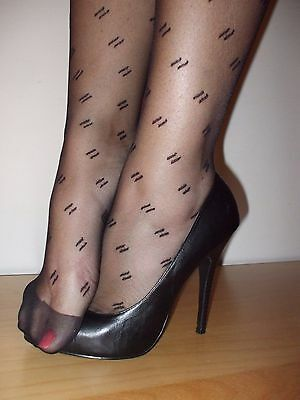 Fashion tights pantyhose. size med. private