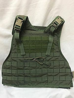 Eagle Industries Plate Carrier S/M MOLLE OD Olive Drab LE Duty w/Armor