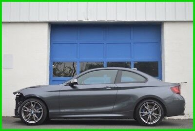 2016 BMW M Roadster & Coupe i xDrive Repairable Rebuildable Salvage Lot Drives Great Project Builder Fixer Easy Fix