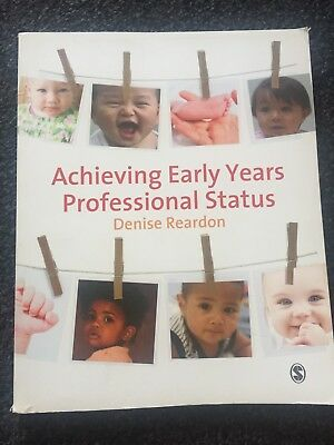 Achieving Early Years Professional Status by Denise Reardon (Paperback, 2009)