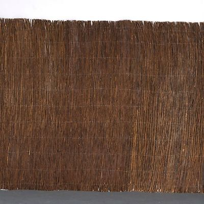 Willow Garden Fence Panel Screening Privacy 150cm x 300cm  2 Pack Multi Buy
