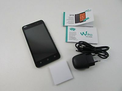 219 WIKO Jerry Dual-SIM Smartphone 12.7cm 5 Zoll 1.3 GHz Quad Core 16 GB Androit