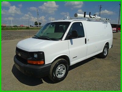 2006 Chevrolet Express 2500 Cargo Van Used